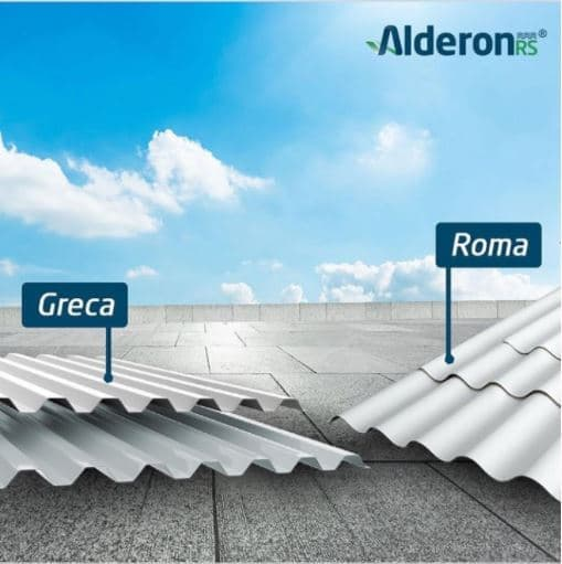 Harga Atap Alderon RS