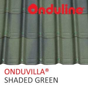 1 ONDUVILLA SHADED GREEN