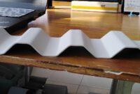 Harga Terbaru atap PVC Alderon