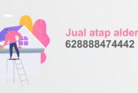 Jual atap alderon Jakarta