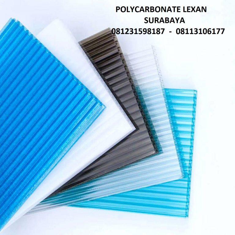 atap polycarbonate Lexan